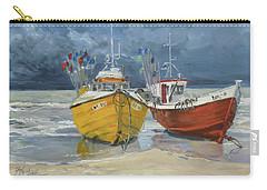 Sea Beach 5 - Baltic Carry-all Pouch