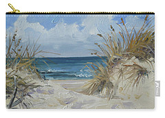 Sea Beach 7 - Baltic Carry-all Pouch