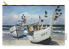 Sea Beach 9 - Baltic Carry-all Pouch