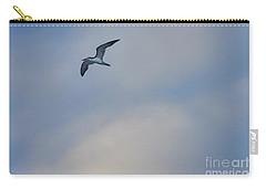Sea Bird In Flight Carry-all Pouch