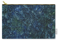 Sea Blue, Sea Green Carry-all Pouch