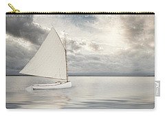 Carry-all Pouch featuring the photograph Sea Change by Robin-Lee Vieira