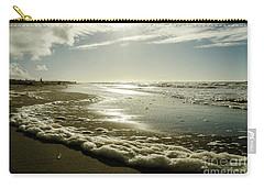 Sea Foam Carry-all Pouch