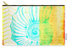 Sea Fog Nautilus Carry-all Pouch