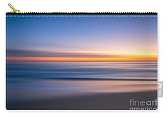 Sea Girt New Jersey Abstract Seascape Sunrise Carry-all Pouch
