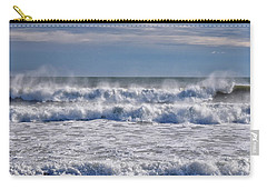Sea Mist Carry-all Pouch