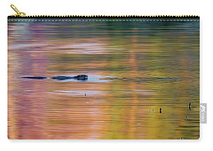 Carry-all Pouch featuring the photograph Sea Of Color Square by Bill Wakeley