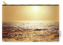 Carry-all Pouch featuring the photograph Sea Of Diamonds by Michael Rock