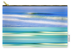 Sea Of Dreams Collage Carry-all Pouch