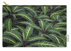 Sea Of Leaves Carry-all Pouch