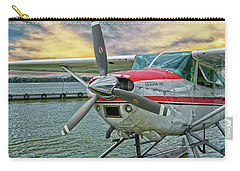 Sea Plane Carry-all Pouch