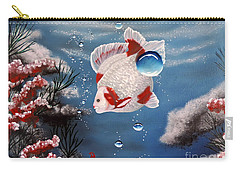 Sea Princess Carry-all Pouch by Dianna Lewis