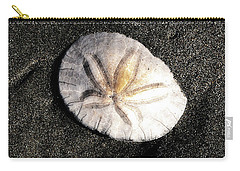 Carry-all Pouch featuring the photograph Sea Shell by Norman Hall
