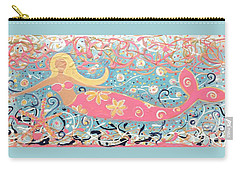 Sea Siren Blondie Carry-all Pouch