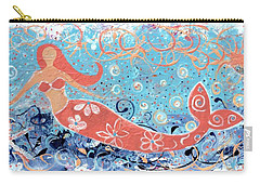Sea Siren Carry-all Pouch