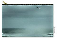 Sea Spray Carry-all Pouch by Christine Lathrop
