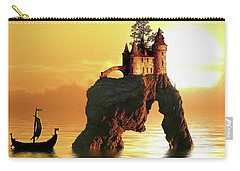 Sea Stack Castle Carry-all Pouch