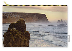Sea Stack II Carry-all Pouch by Allen Biedrzycki