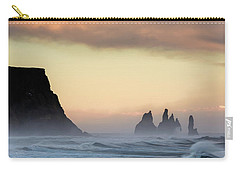 Sea Stacks Carry-all Pouch by Allen Biedrzycki