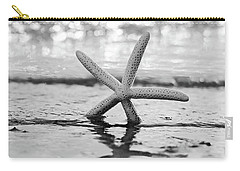 Sea Star Bw Carry-all Pouch