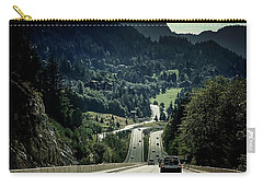 Sea To Sky Highway Carry-all Pouch