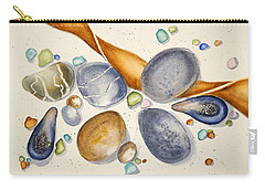 Sea Treasures - Northern California Carry-all Pouch