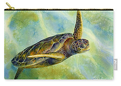 Sea Turtle 2 Carry-all Pouch
