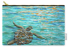 Sea Turtle Dream Carry-all Pouch