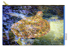 Sea Turtle In Hawaii Carry-all Pouch