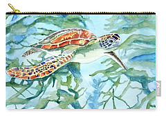 Sea Turtle Series #1 Carry-all Pouch