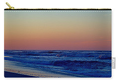 Carry-all Pouch featuring the photograph Sea View by  Newwwman
