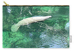 Sea Whale Carry-all Pouch