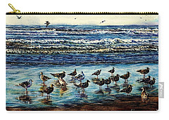 Seagull Get-together Carry-all Pouch