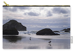 Seagull Reflections Carry-all Pouch