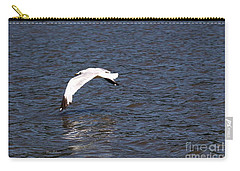 Seagull Carry-all Pouch by Yumi Johnson