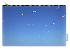 Seagulls And Pier Carry-all Pouch