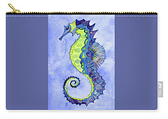 Seahorse Noveau Carry-all Pouch