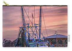 The Seahorse Shem Creek Carry-all Pouch