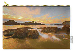 Seal Rock Sunset Carry-all Pouch