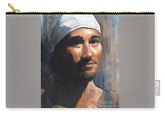 Sean Carry-all Pouch by Diane Daigle