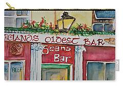 Seans Irish Pub Carry-all Pouch