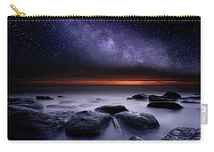 Carry-all Pouch featuring the photograph Search Of Meaning by Jorge Maia