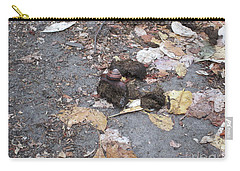 Carry-all Pouch featuring the photograph Searching For A Pony by Marie Neder
