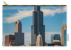 Sears Tower Chicago Carry-all Pouch