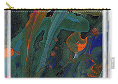 Seascape Enhanced Carry-all Pouch by Angela L Walker