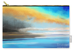 Seascape Painting Carry-all Pouch