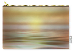 Carry-all Pouch featuring the photograph Seascape by Tom Mc Nemar