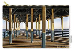 Seascape Walk On The Pier Carry-all Pouch