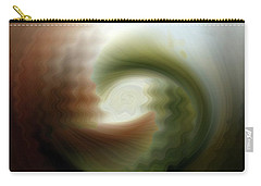 Carry-all Pouch featuring the photograph Seashell by Allen Beilschmidt