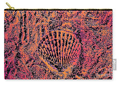 Seashell Delight Carry-all Pouch